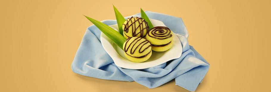 Pandan Choco Cookies | Blue Band Indonesia