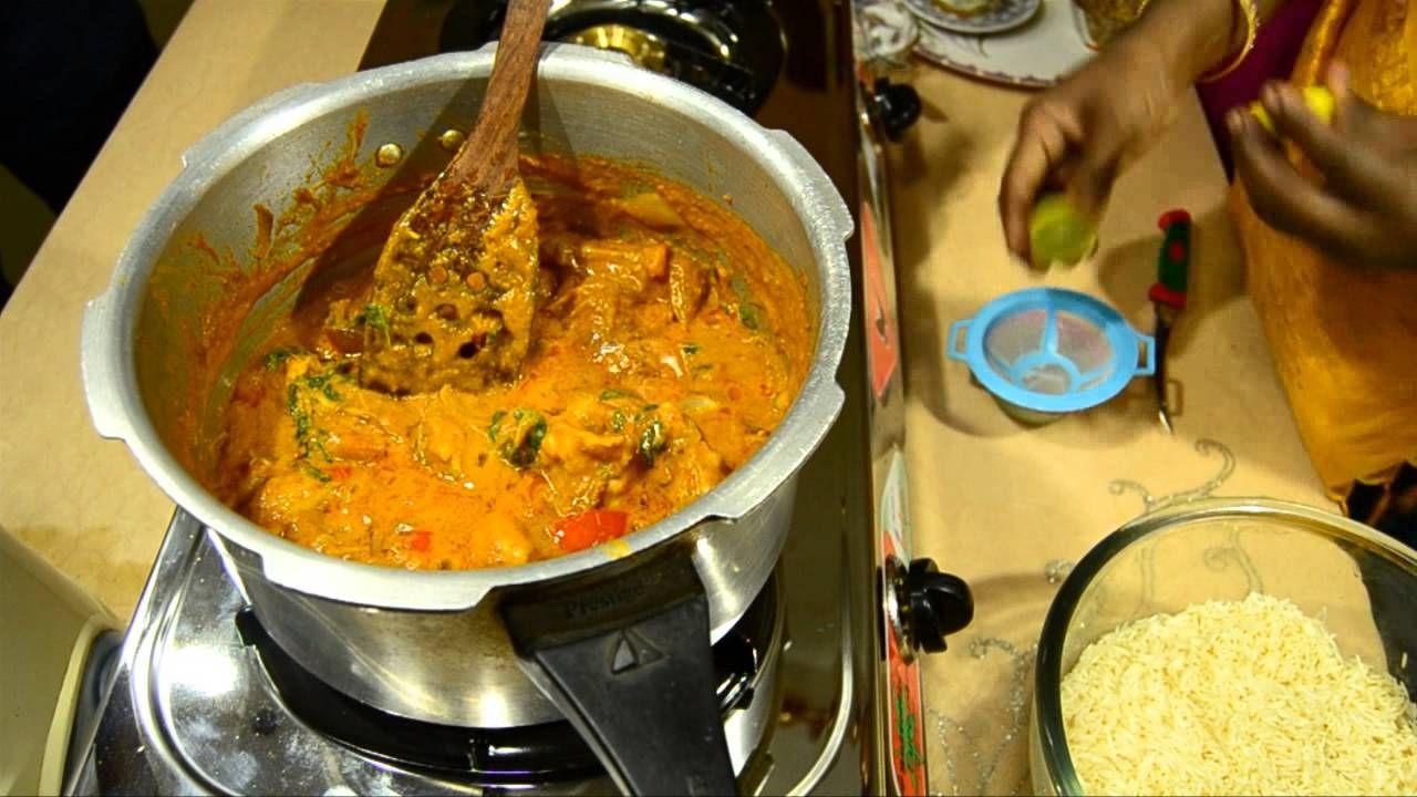 how to make fish biryani in tamil