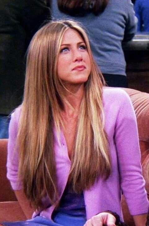 Rachel Green Rachel Green Hair Jennifer Aniston Long Hair Rachel Friends Hair