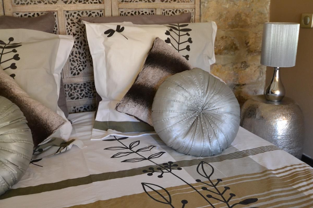 Suite prestige et design en chambre d 39 h te de charme pour - Chambre d hote couleur bois et spa ...