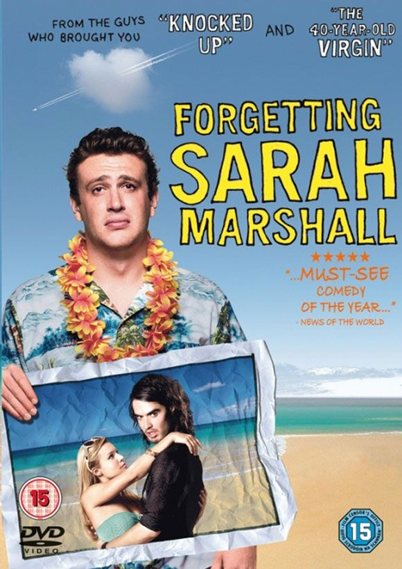Image result for forgetting sarah marshall poster