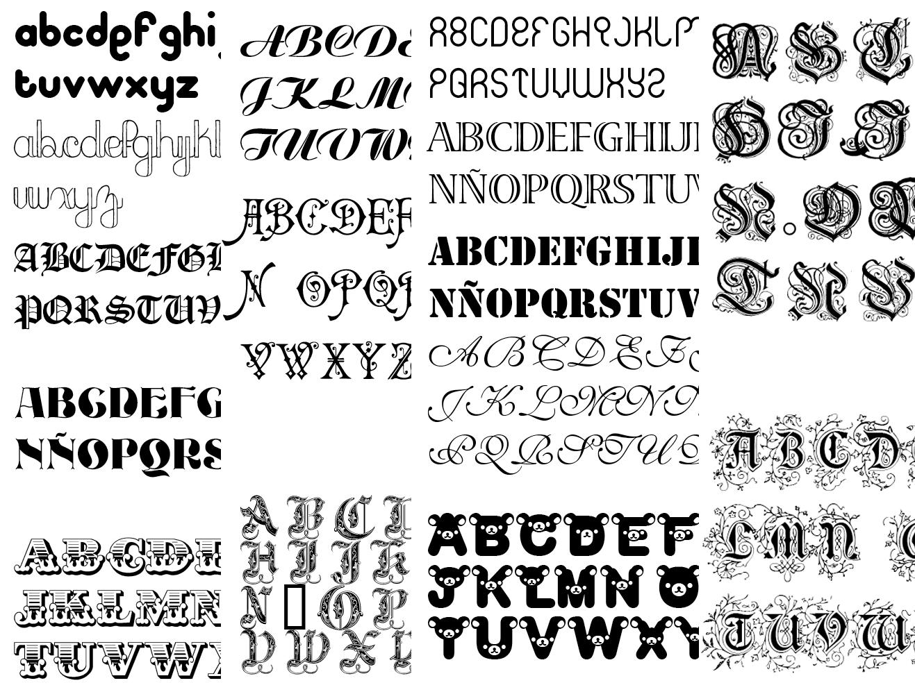 Hacer mi nombre con letras bonitas imagui frases pinterest letra bonita letras y bonito - Literas bonitas ...