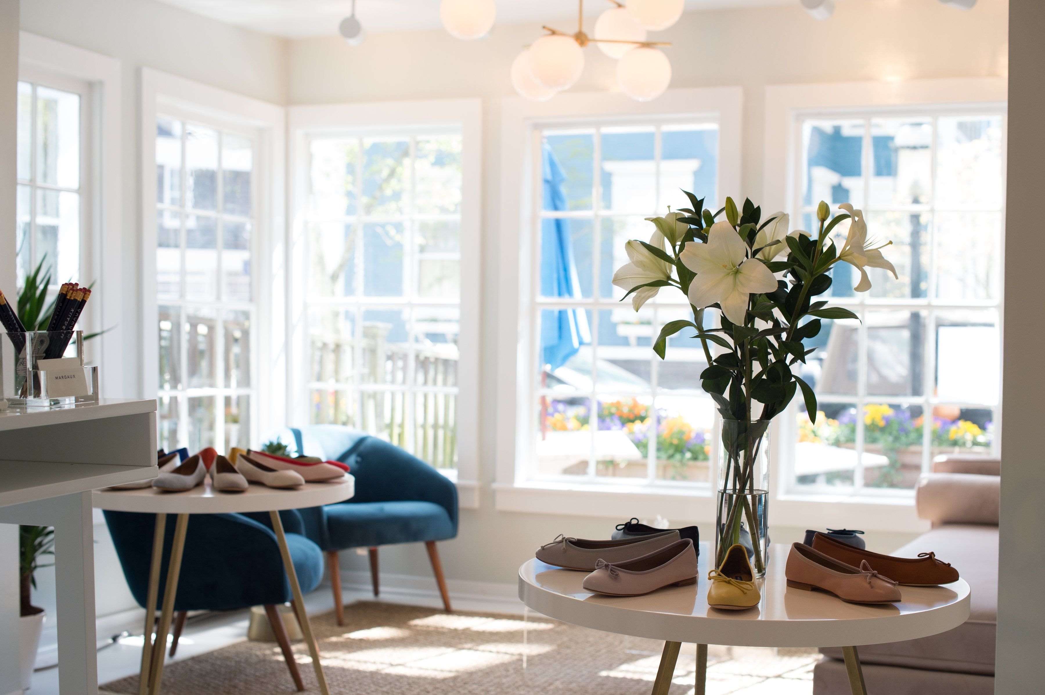 Margaux Nantucket at 29 Centre Street. Photographed by Rebecca Love.