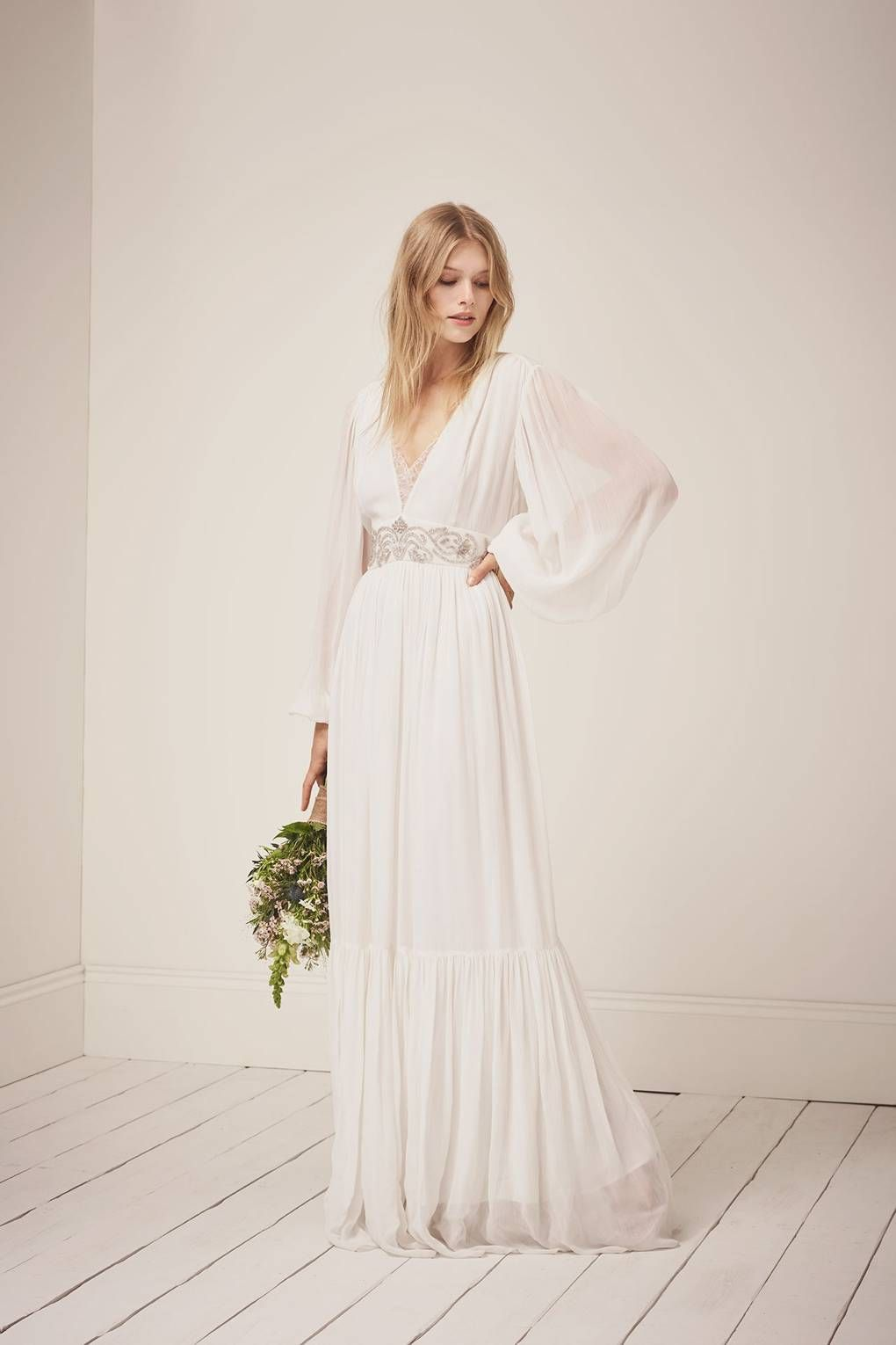 Affordable bohemian wedding dresses  The First Ever French Connection Wedding Dress Collection Is Here