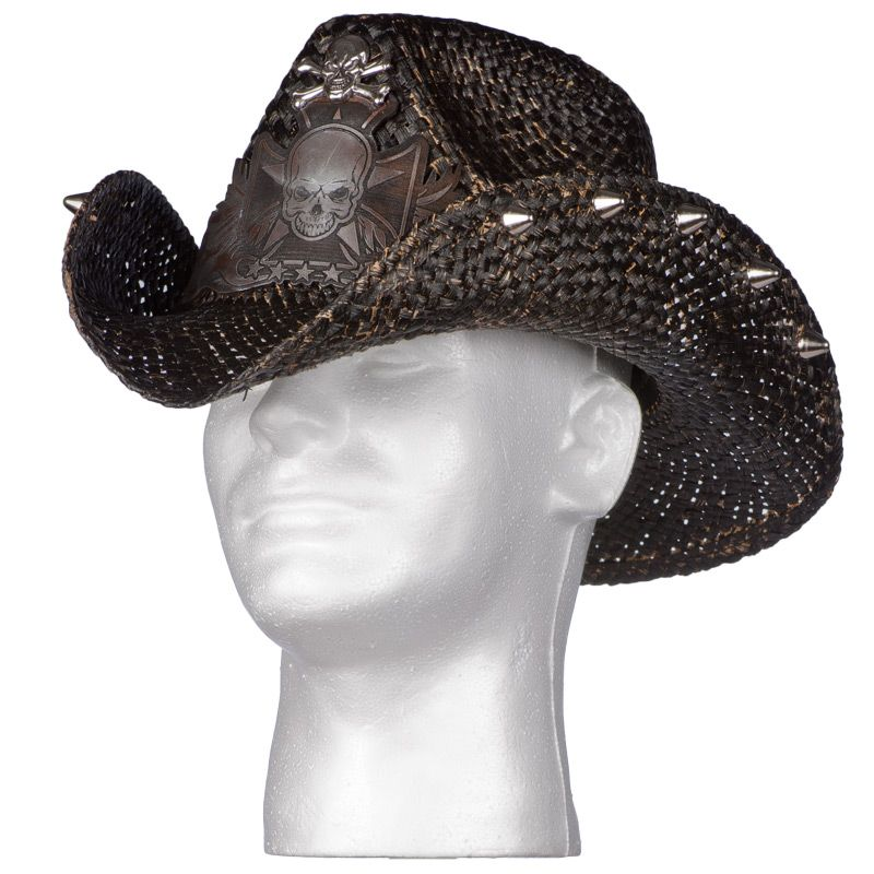 Wornstar Cowboy Hat  a0ee3800514
