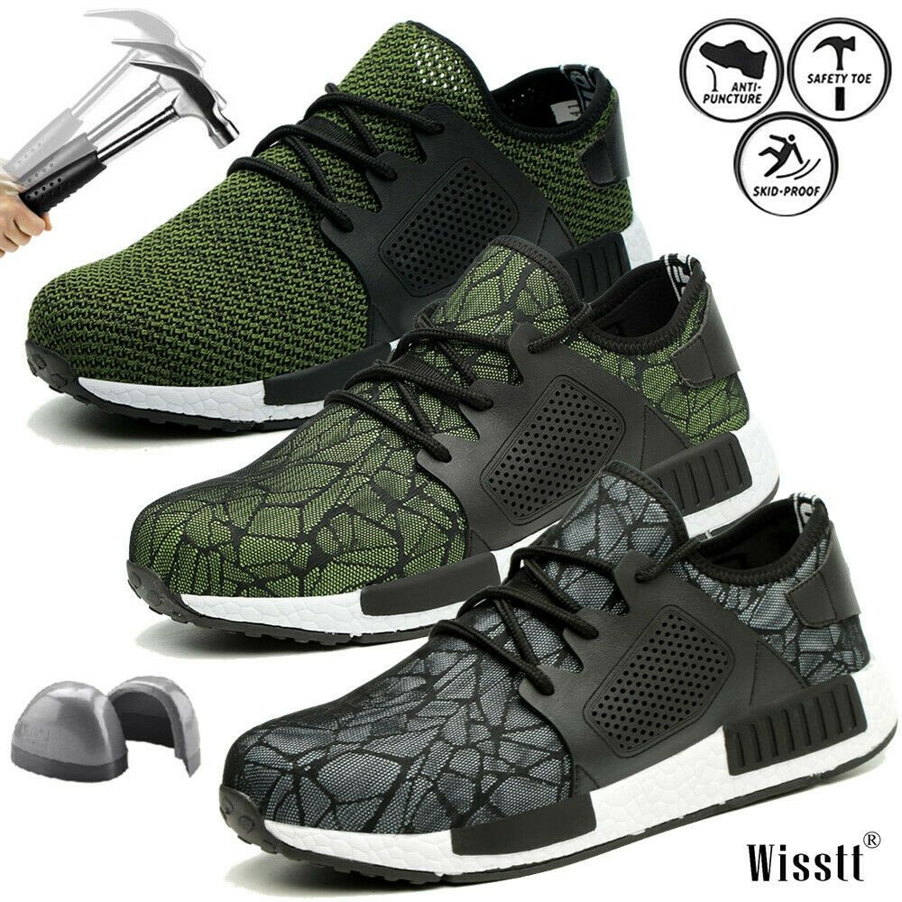 PaperPlanes Athletic Shoes Air Running Suede Sneakers Men DM PP1421 BKRD