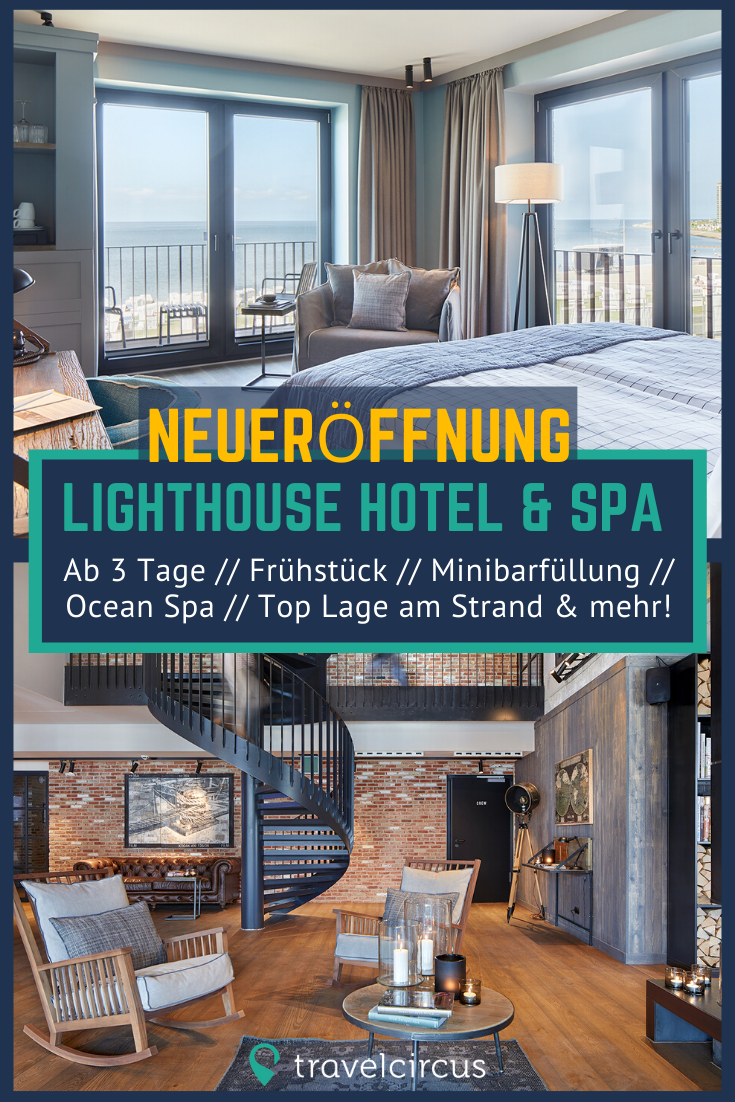 Neueroffnung Lighthouse Hotel Spa Busum In 2020 Spa Hotel Leuchtturm Hotel Urlaub Mosel
