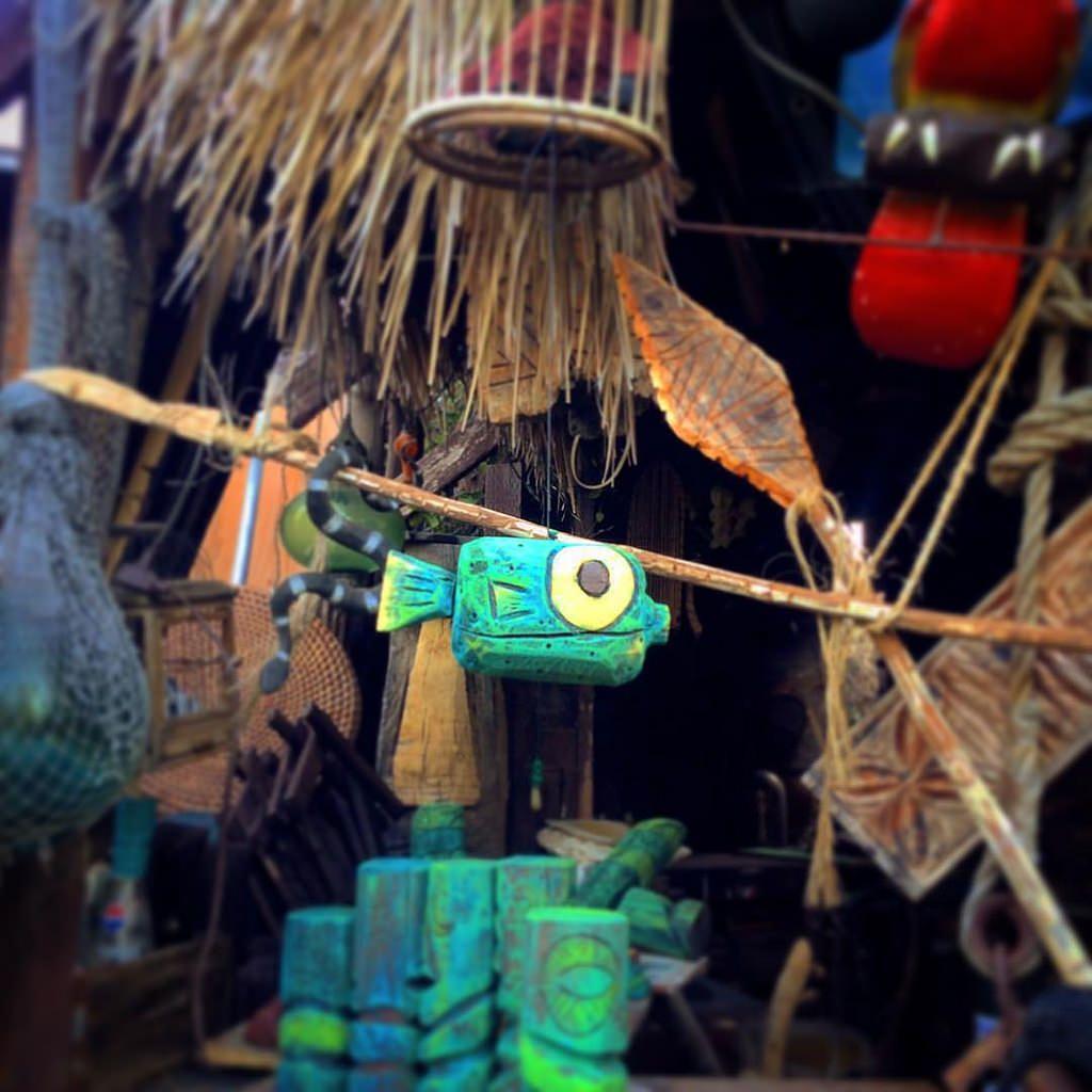 https://flic.kr/p/wTr9nf | Carved this funky little hanging  puffer fish! Luckily, we'll have the nicely glazed ceramic puffer mugs! #tiki #tikio #tikioasis #pufferfish #tikidecor #tikibar #tikiroom #disneyart #disneyland #tradersams #tropical #beachcomber #beachart #surf