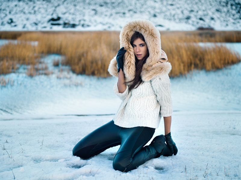 Conocé nuestra nueva colección #Invierno14 inspirada en los paisajes de Esquel, en la provincia de Chubut.
