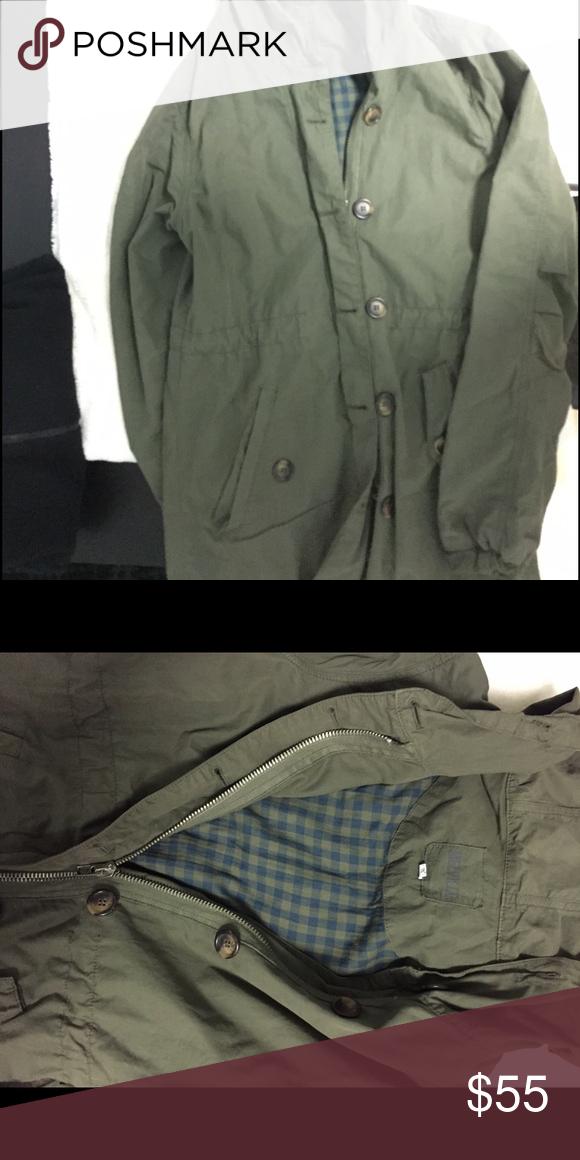 Brandy Melville jacket Cute jacket on longer side Brandy Melville Jackets & Coats