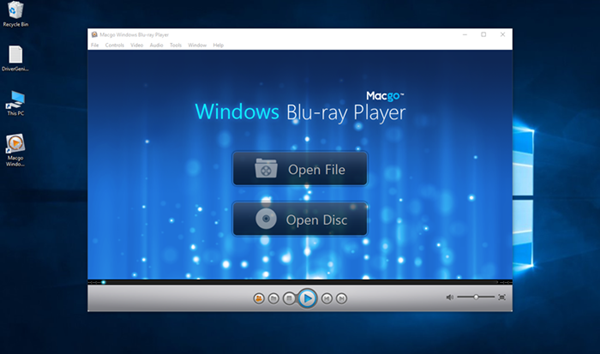 Play Blu Ray On Windows 10 Blu Ray Player Blu Ray Blu