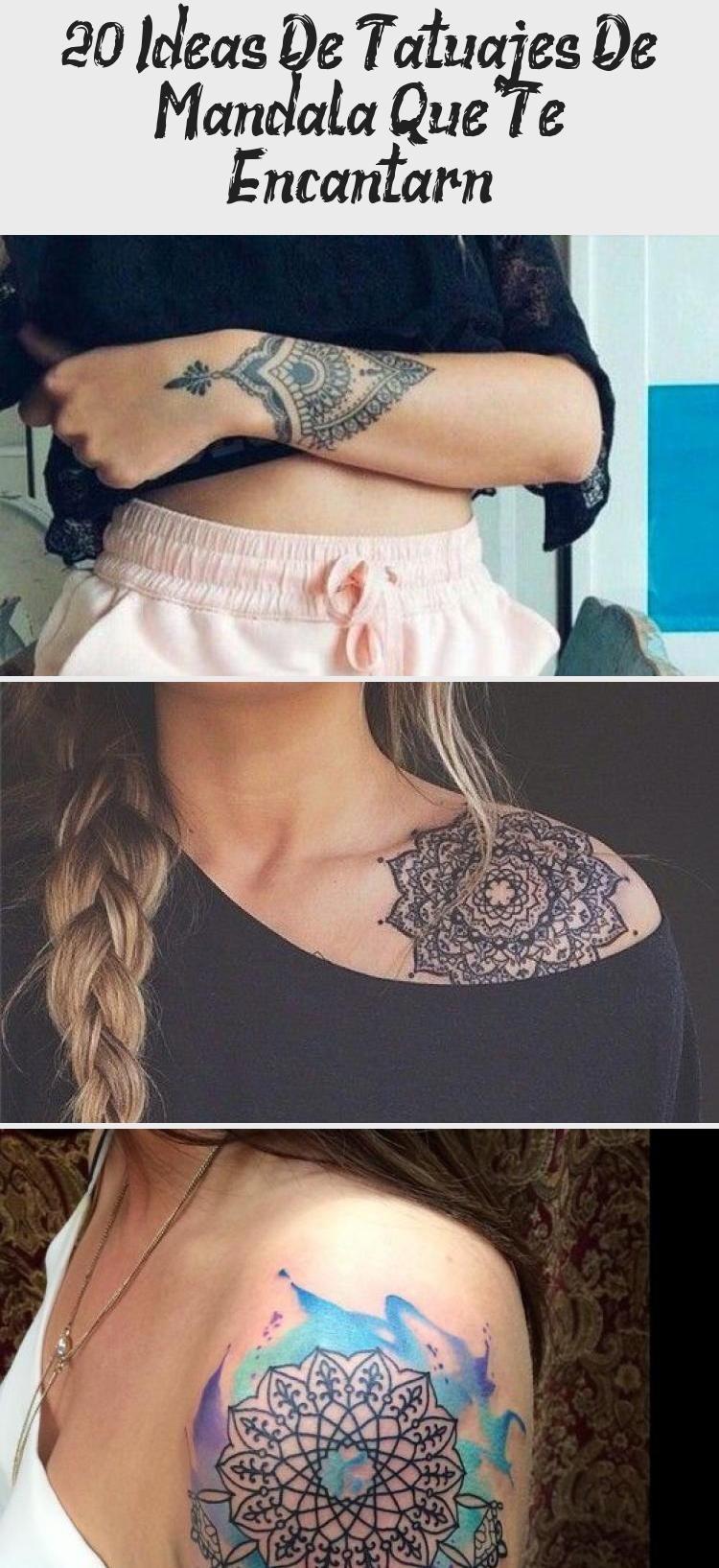 Photo of 20+ Mandala Tattoo Ideas You'll Love – Best Tattoos