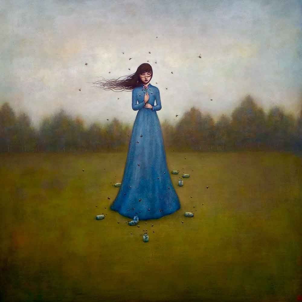 The Daily Muse: Duy Huynh, Painter Curated by Elusive Muse http://elusivemu.se/the-daily-muse-duy-huynh-painter/  ©2015, All Rights Reserved, Duy Huynh