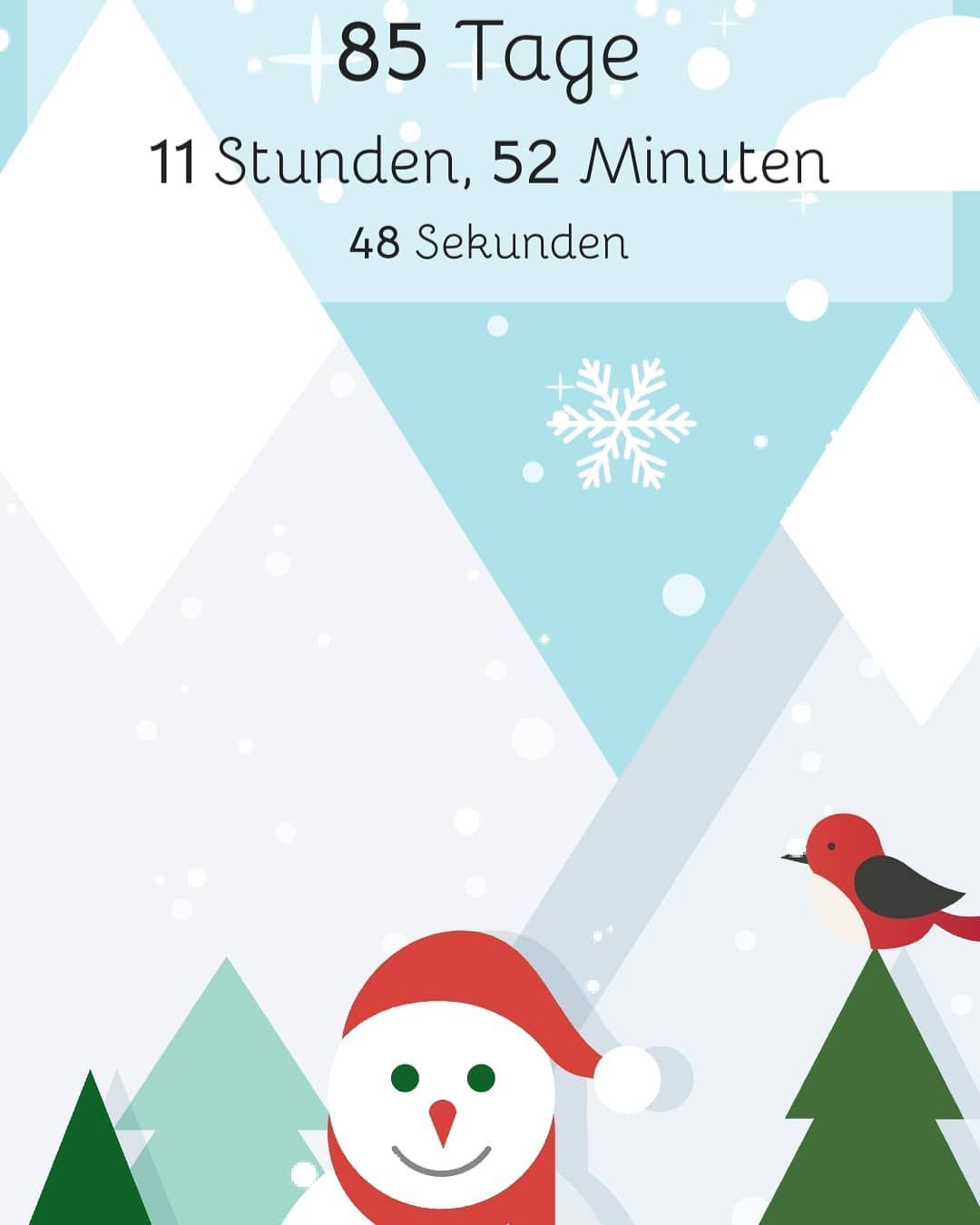 Wie Viele Tage Bis Weihnachten