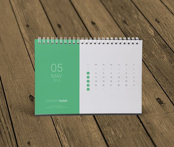 office calendar template 2015
