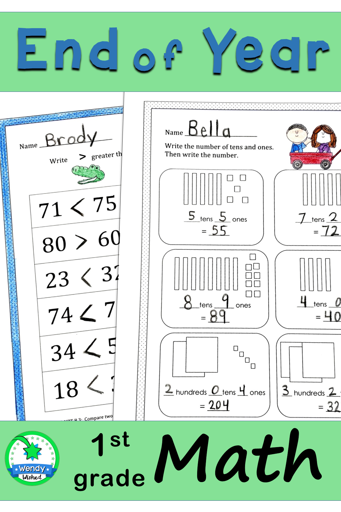 Pin On Wendy Wished For 1st Amp 2nd Grade Resources On Tpt