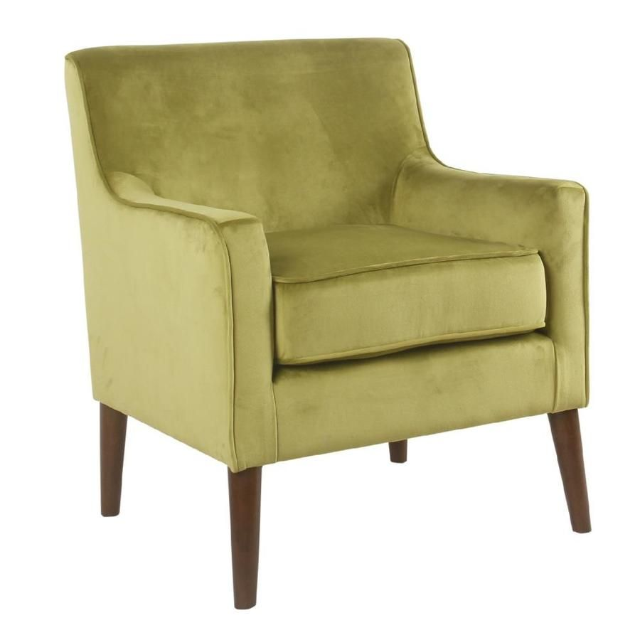 Benzara Modern Yellow Accent Chair Bm194064 In 2020 Upholstered
