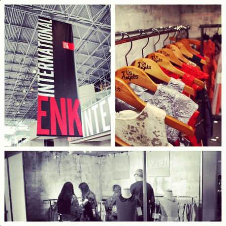 Another fabulous day at the #ENK #ChildrensClub! #usangels #nyc #blush