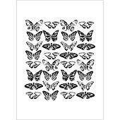 Butterflies-juliste