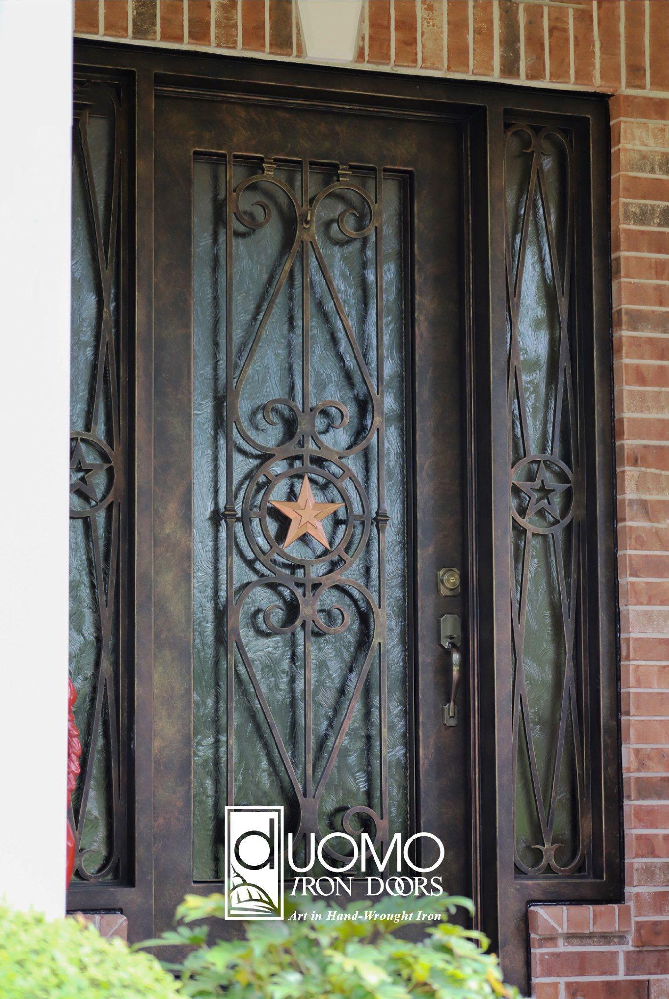 The Greatness Of The Steel Made For You Iron Doors Iron Door Design Wrought Iron Doors