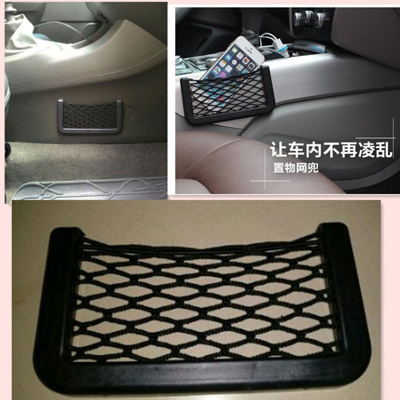 Universal Car Seat Side Back Storage Net Bag For Opel Corsa D Seat Leon 5f V Recycled Plastic Adirondack Chairs Adirondack Chair Plans Free Comfy Accent Chairs