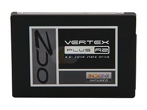 "OCZ Vertex Plus SATA II 2.5/"" Solid State Drive"