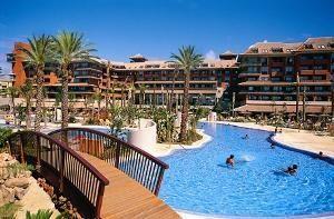 Puerto Antilla Grand Hotel en Islantilla (Huelva)