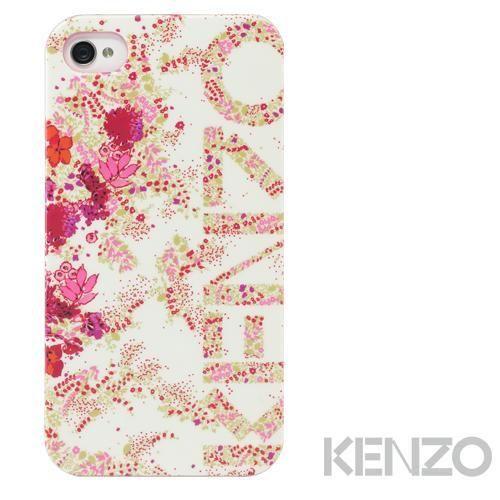 coque kenzo rose iphone 7