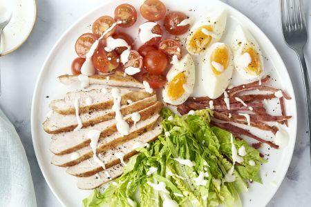 10 koolhydraatarme salades