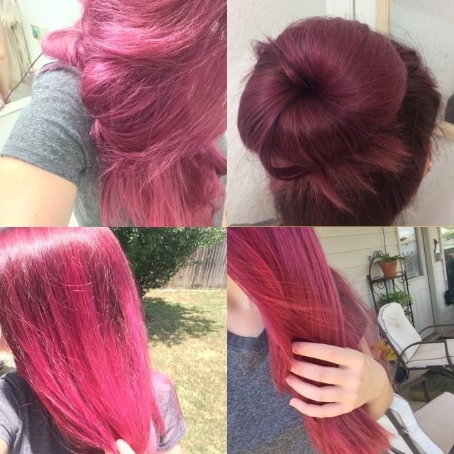 Ion Color Brilliance Radiant Raspberry Beauty And