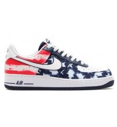 Los Angeles db0f9 f5f4d Nike Air Force 1 Low (Basse) Independence Day 2014 ...