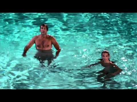 Natl Lampoon S Vacation Clark Christie Brinkley Pool Scene National Lampoons Vacation National Lampoon S Vacation Vacation