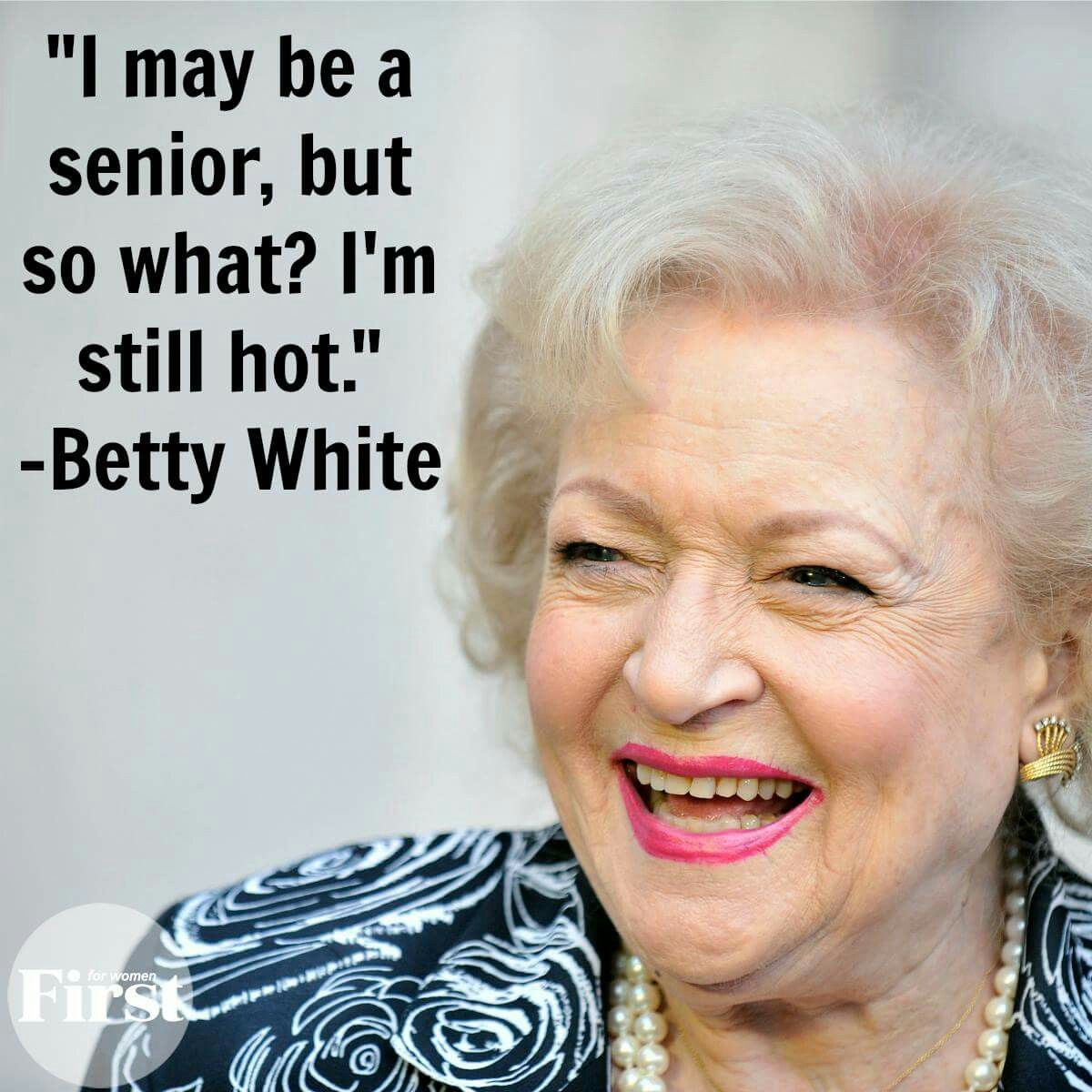 Betty White, 88, Debuts New Clothing Line - Us Weekly