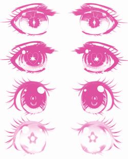 Mine Eyes Kawaii My Edit Pink Transparent Anime Eyes Manga Eyes Kawaiipunker Anime Eye Drawing Anime Eyes Manga Drawing