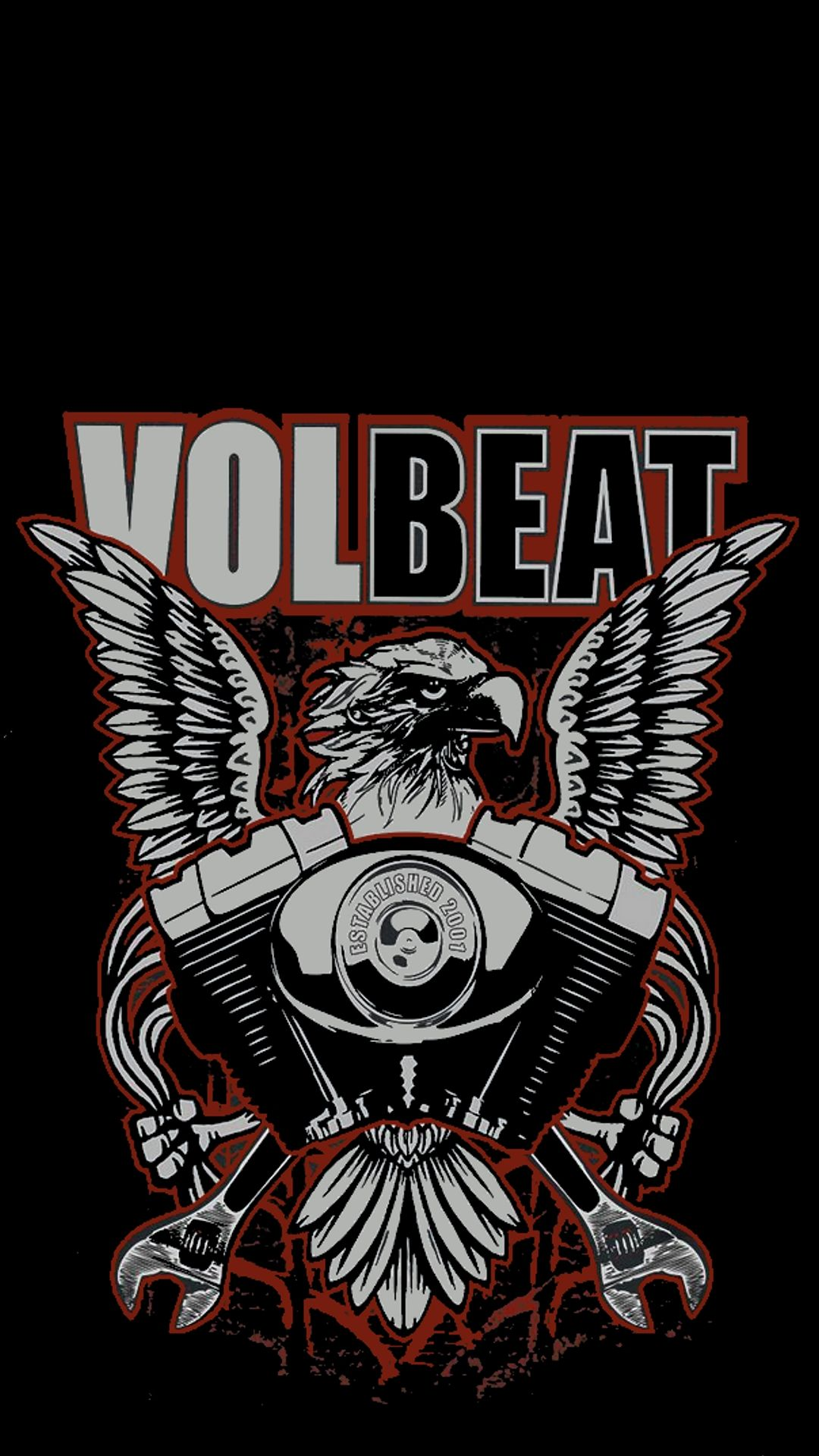 Volbeat - Or maybe this as my tattoo...