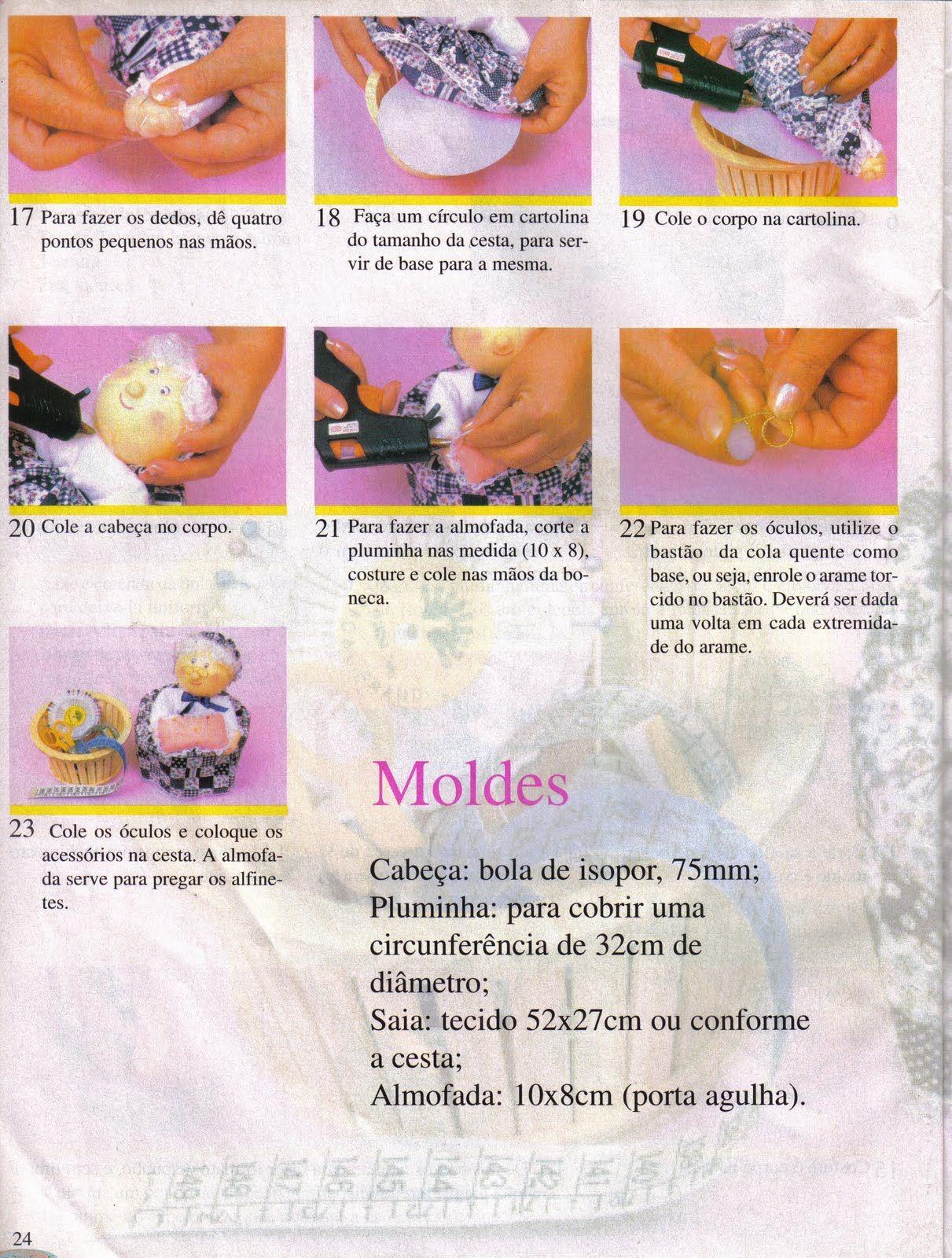 Luci Artes: bonecas