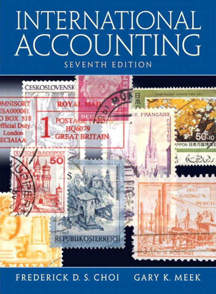 i m selling international accounting 7th edition by frederick d rh pinterest com Accounting Policies Ho to Manual