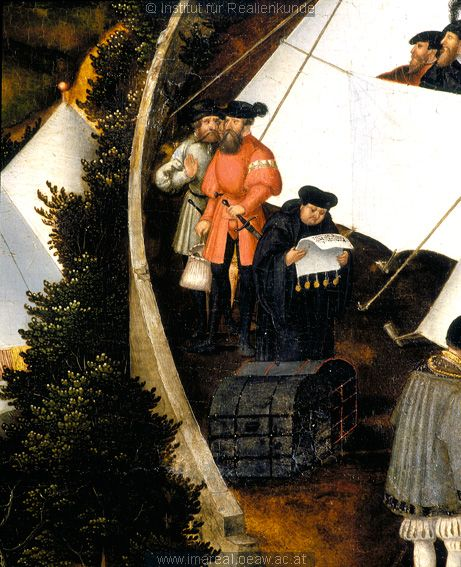 1551 Zeltlager, Matthias Gerung