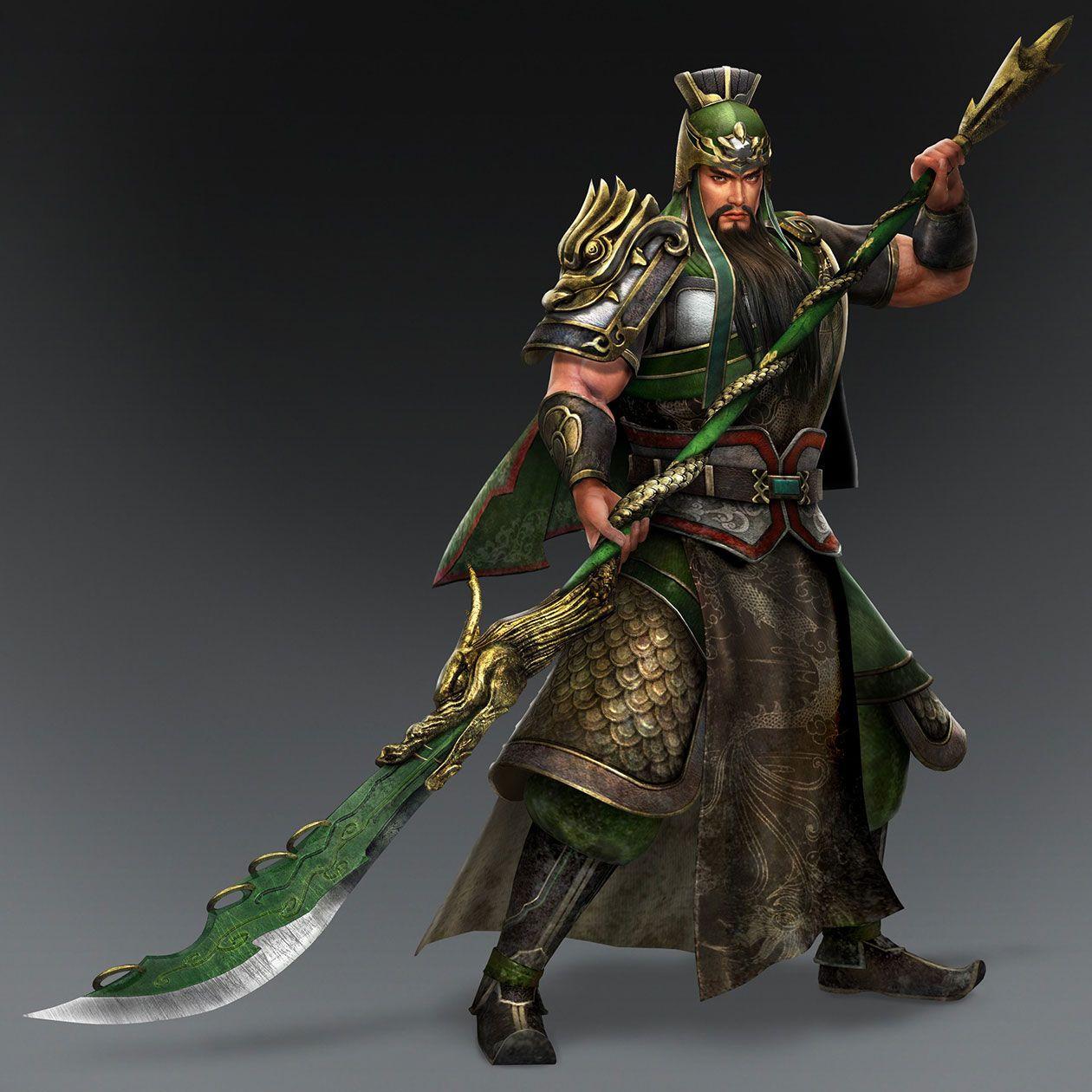 Guan Yu – O Deus da Guerra
