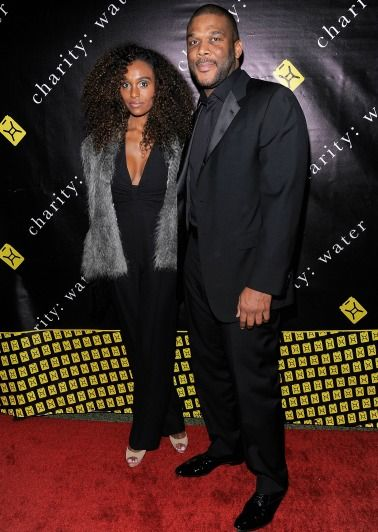 So word on the street is Tyler Perry is expecting his first child. Get the details and stay tuned for more information.