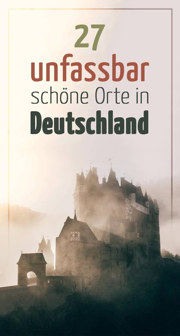 27 unfassbar schöne Orte in Deutschland, die echt einen Besuch wert sind