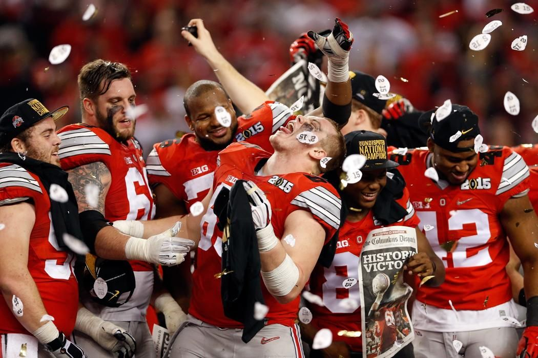 Ohio State wins first CFP National Championship Cfp