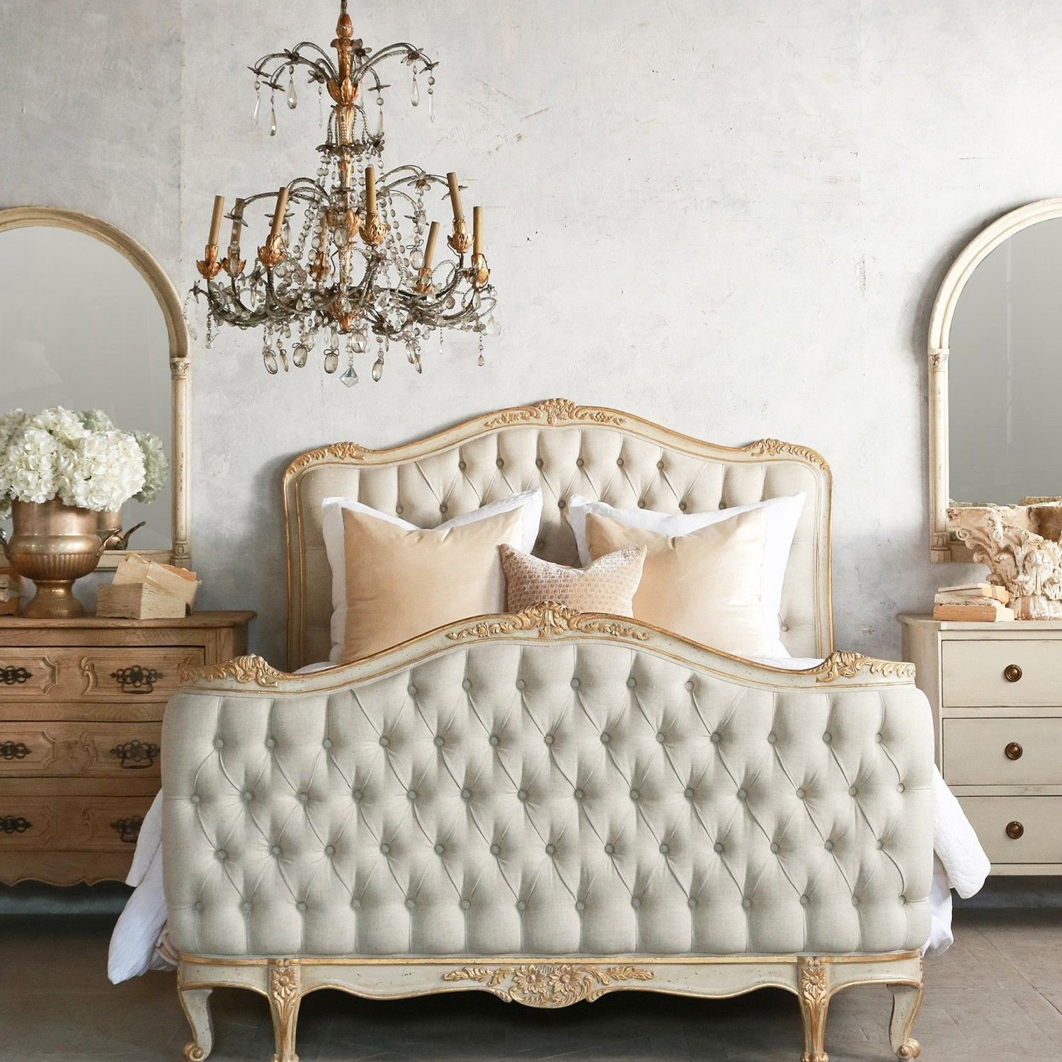 Antique Master Bedroom Ideas | www.miifotos.com