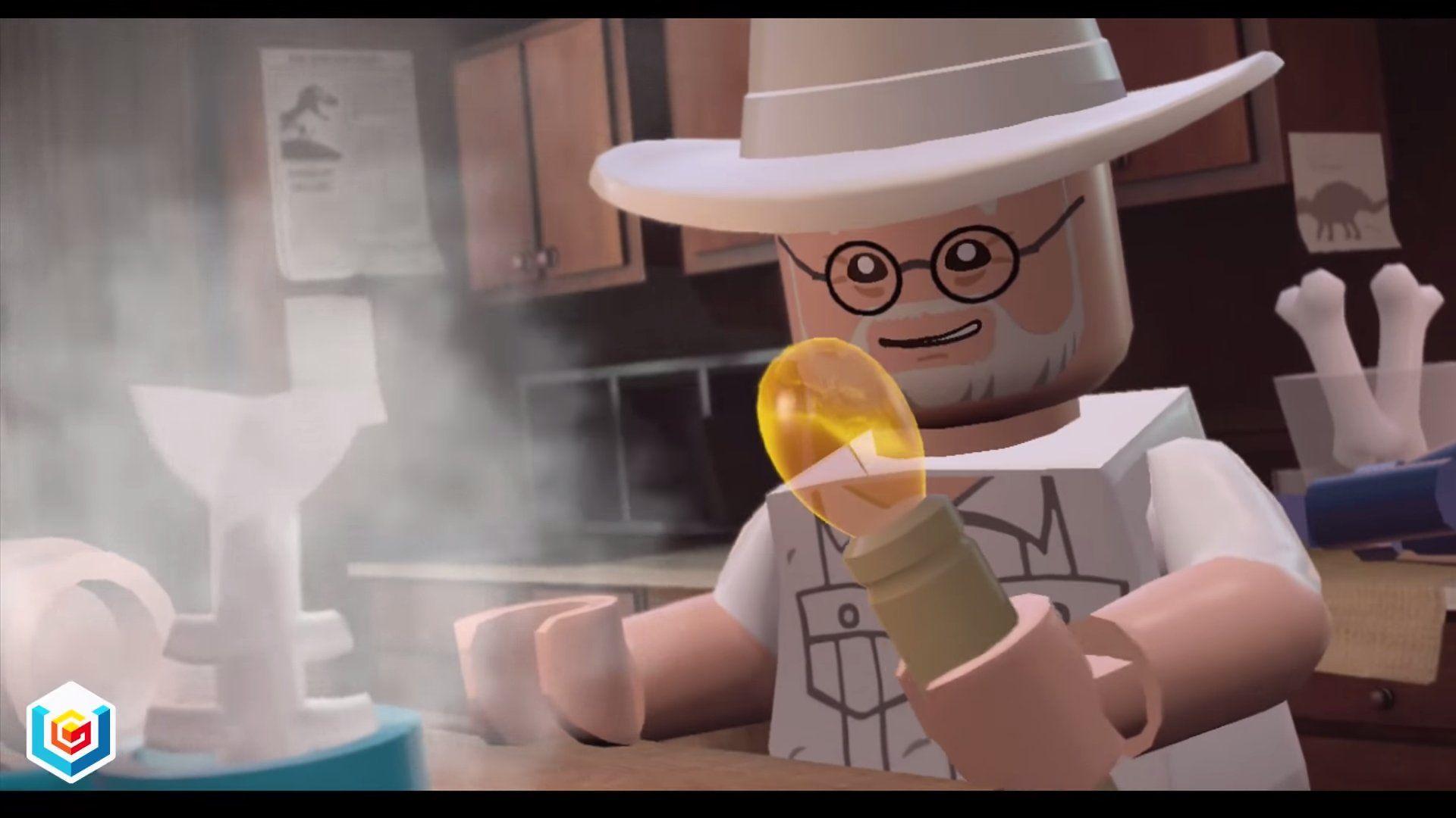 LEGO Jurassic World Prologue Walkthrough – VGFAQ   Video Games ...