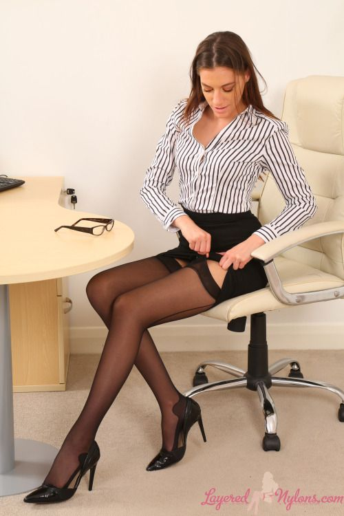 image Pantyhose sales layered stockings business