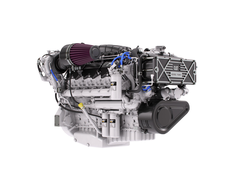 Caterpillar-C-32A-Marine-Engine-2.jpg (3000×2250) | #caterpillar ...