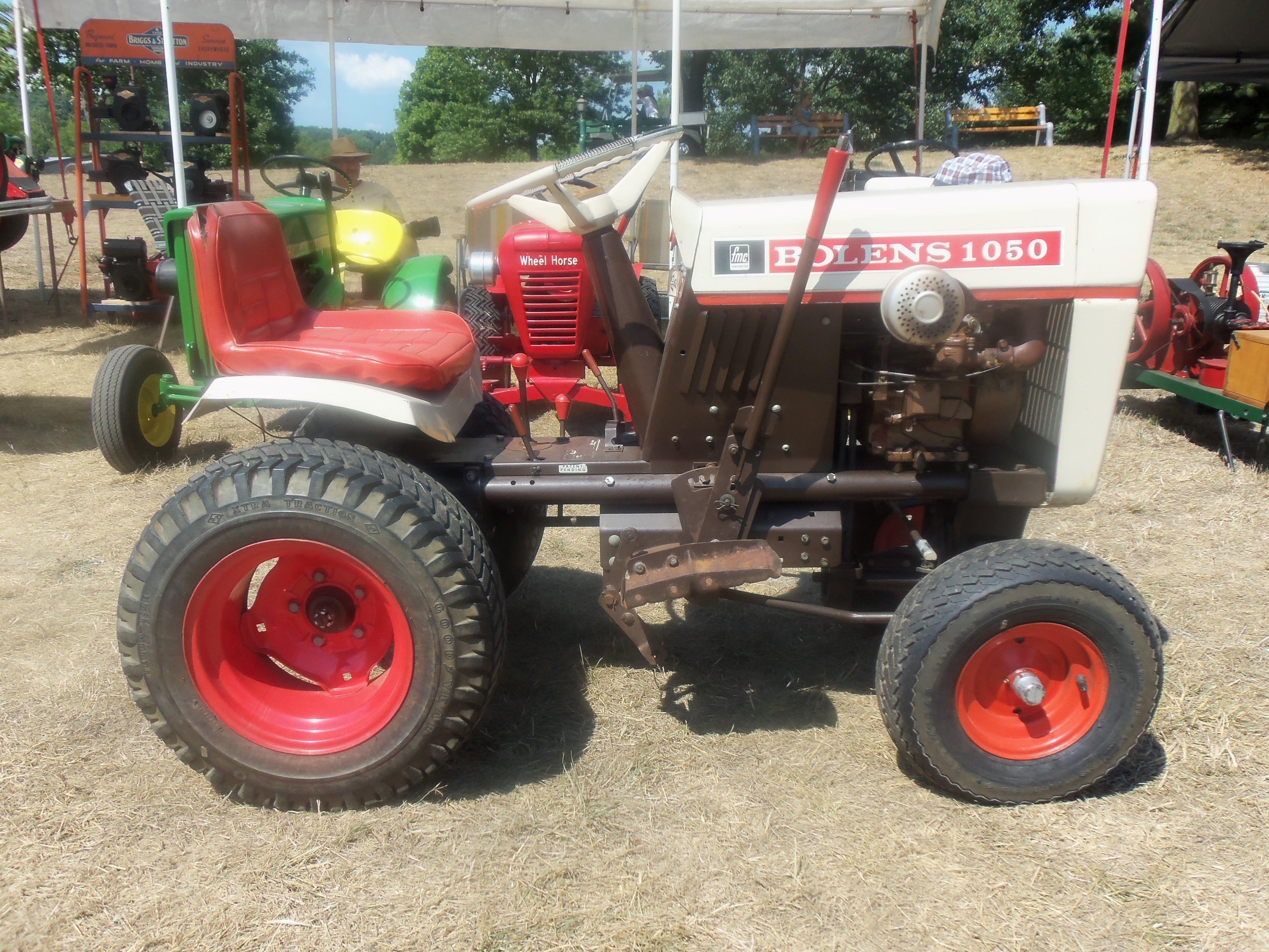 Bolens Lawn Tractor : Bolens garden tractor farm equipment pinterest