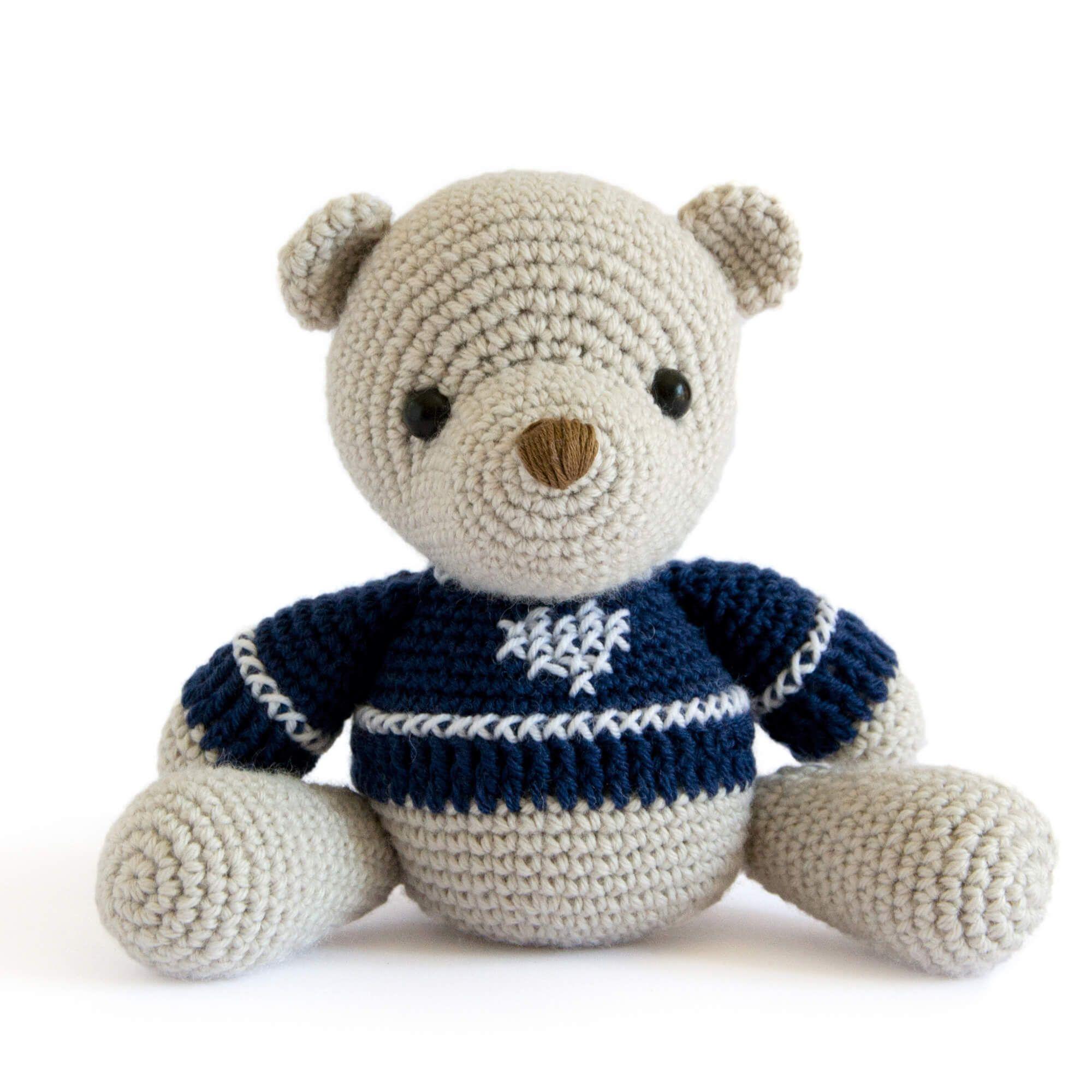 Günstige Lampen Online Kaufen: Kostenlose Häkelanleitung Teddybär Zum Selber Machen