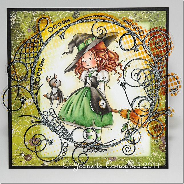Wee Hazel Witch full copy
