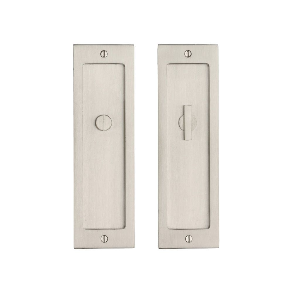 Ashley Norton Sliding Pocket Door Hardware 7 X 2 Shown In
